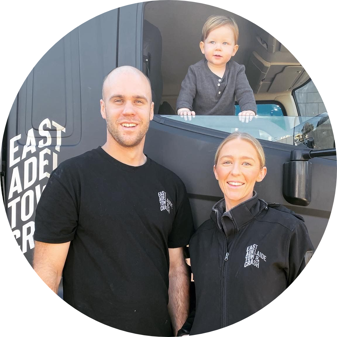 East Adelaide Tow and Crash Family